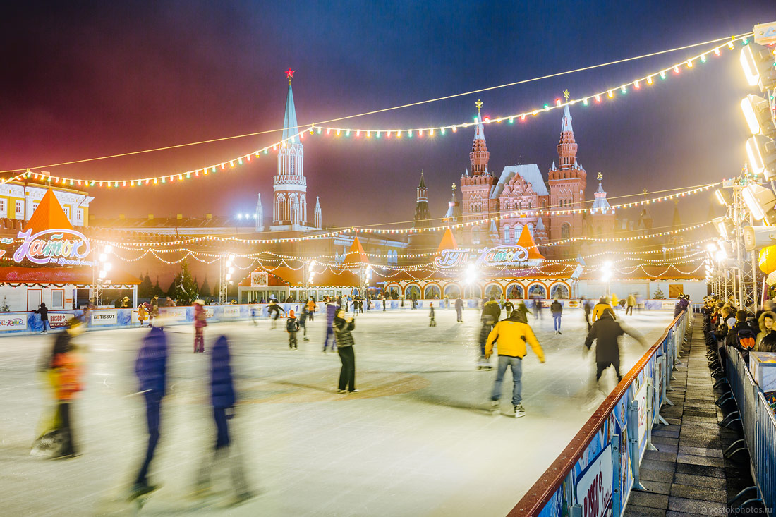 Festival of Christmas and New Year in Moscow - 10