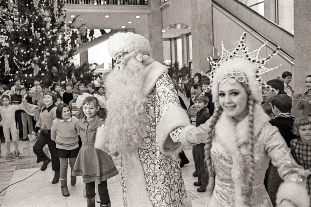 Ded Moroz: Photos of Slavic Santa Claus from the USSR - 18