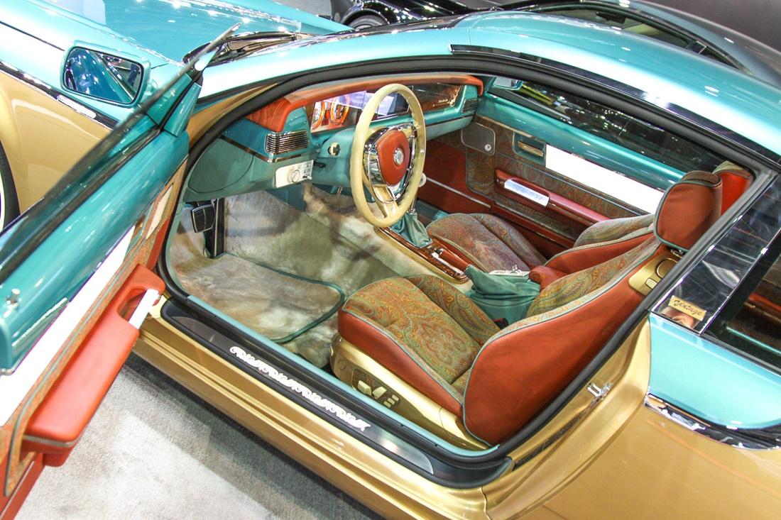 Symbiosis of retro and modernity: Russian car Bilenkin Vintage - 11