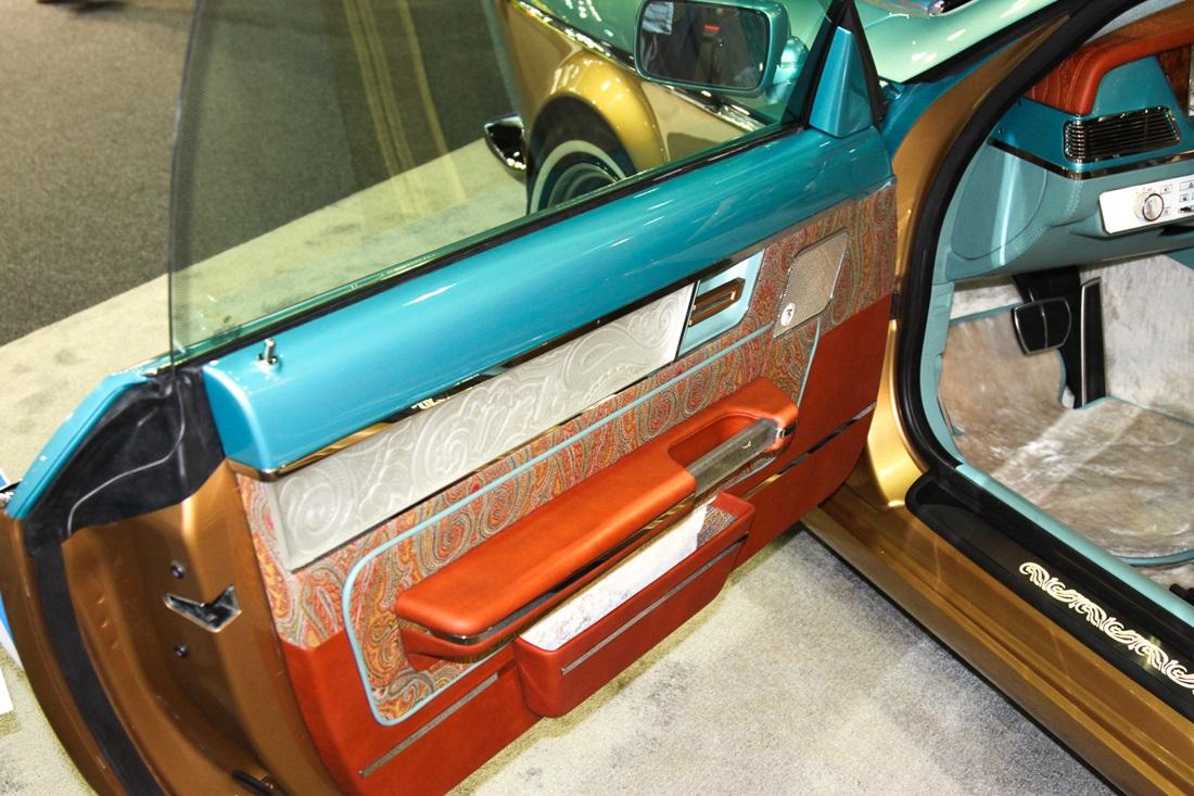Symbiosis of retro and modernity: Russian car Bilenkin Vintage - 14
