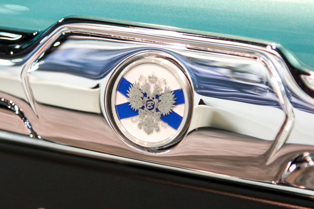 Symbiosis of retro and modernity: Russian car Bilenkin Vintage - 15
