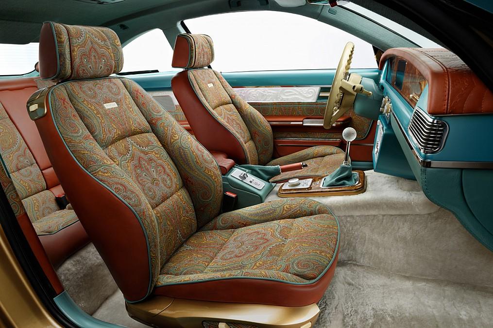 Symbiosis of retro and modernity: Russian car Bilenkin Vintage - 18