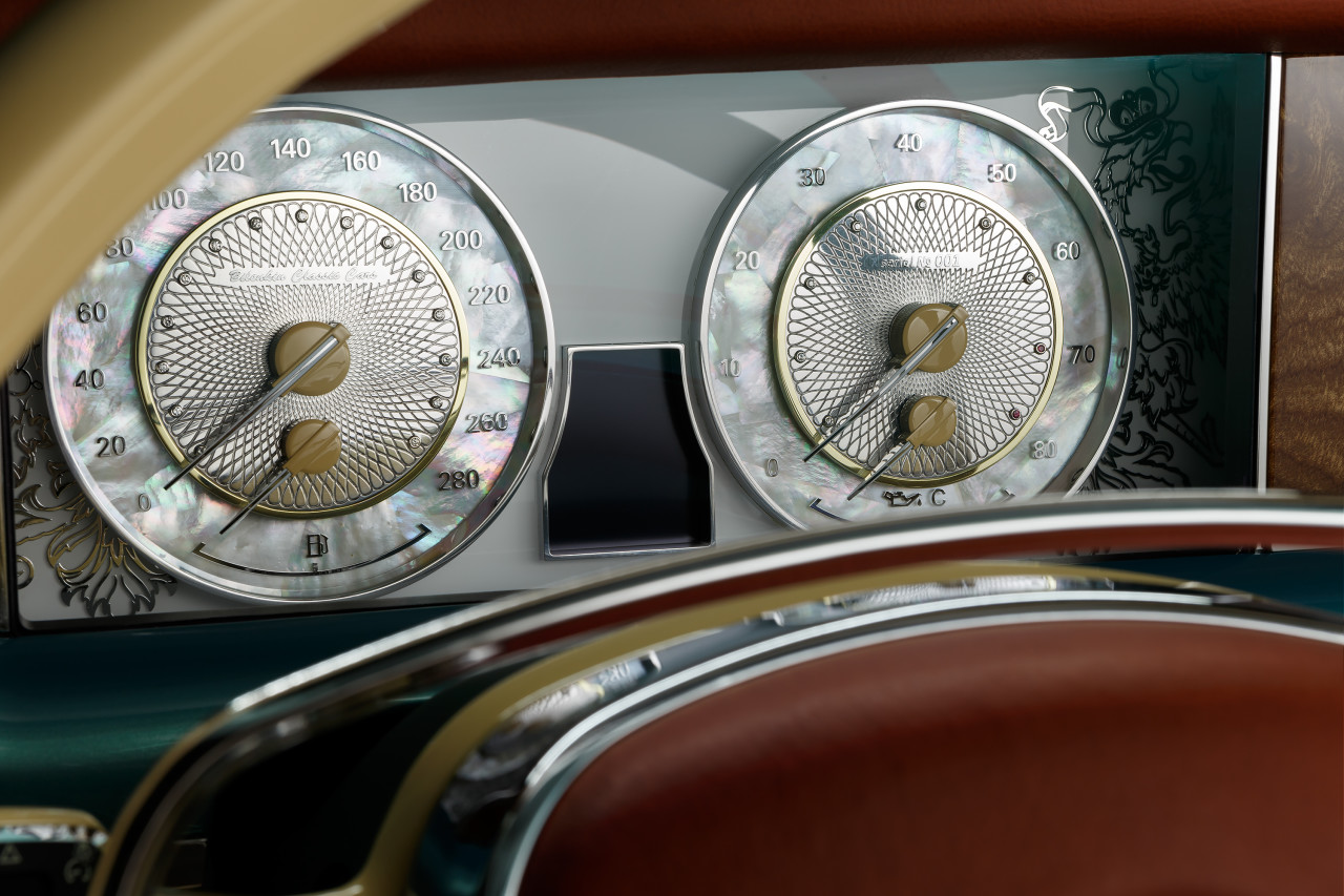 Symbiosis of retro and modernity: Russian car Bilenkin Vintage - 20