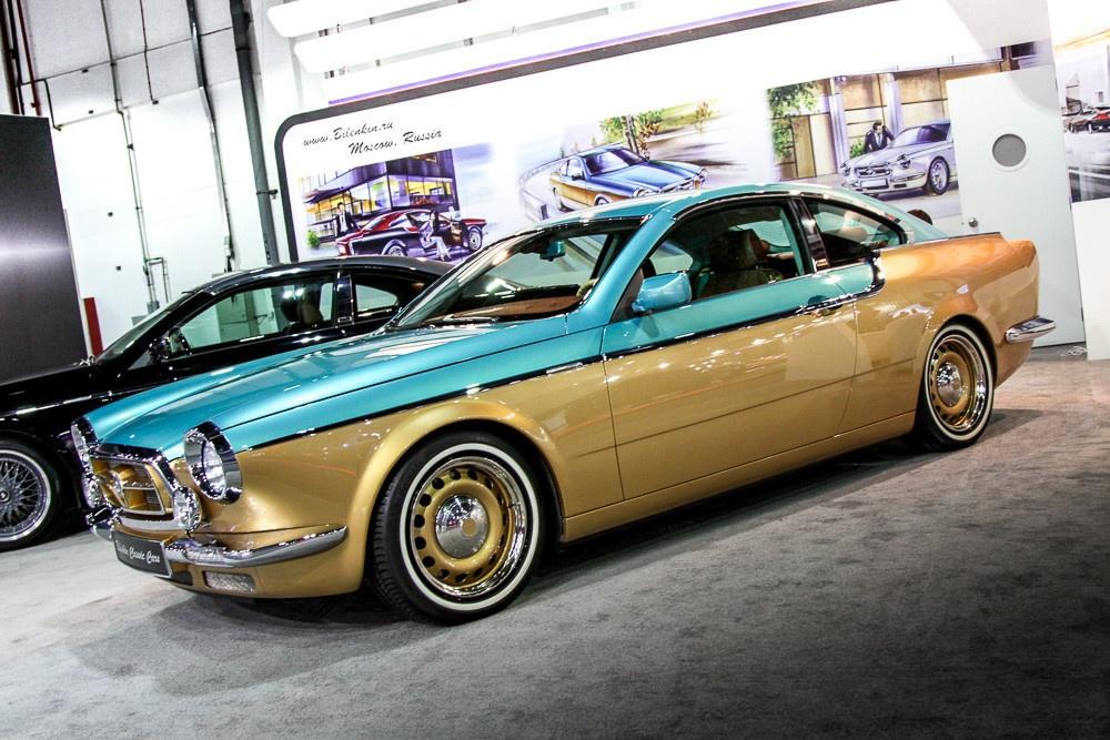 Symbiosis of retro and modernity: Russian car Bilenkin Vintage - 5