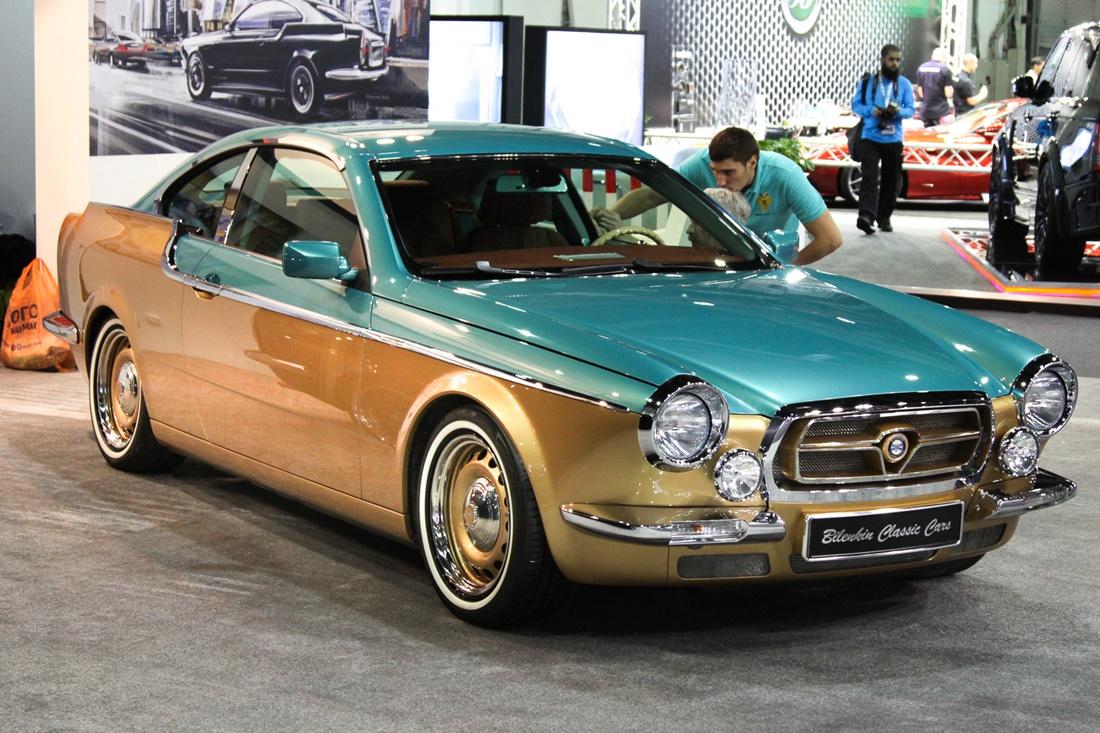 Symbiosis of retro and modernity: Russian car Bilenkin Vintage - 6