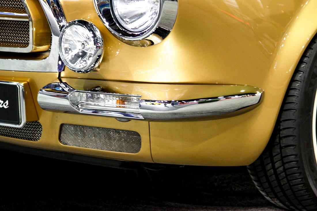 Symbiosis of retro and modernity: Russian car Bilenkin Vintage - 7