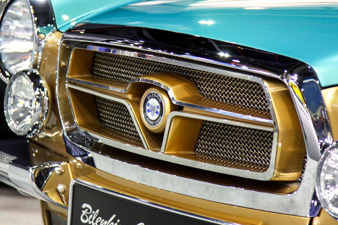 Symbiosis of retro and modernity: Russian car Bilenkin Vintage - 9