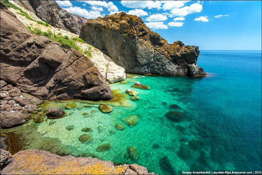 12 photos of the Crimean Peninsula at different times of year - 6
