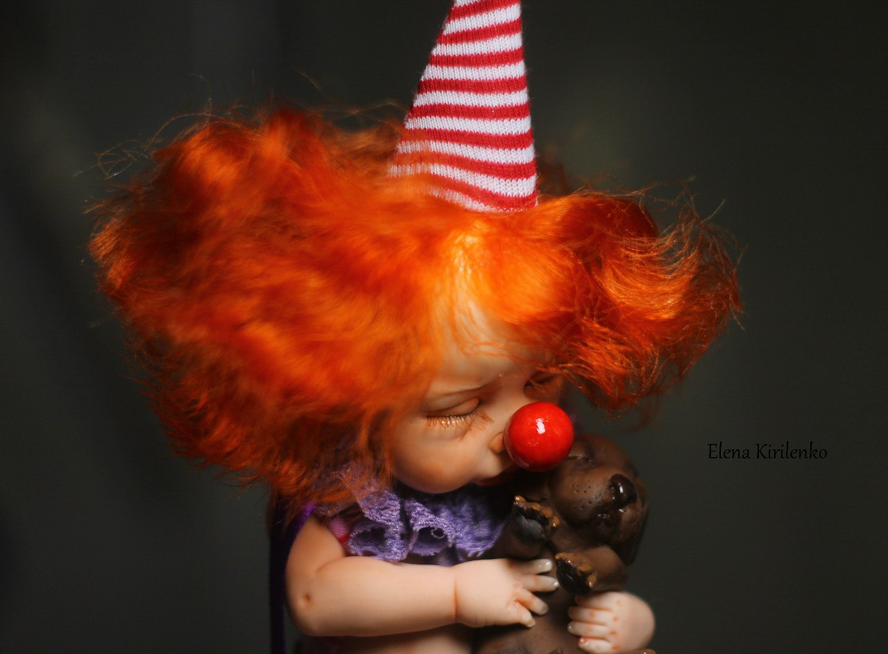 Sweet babies: Inimitable hand-made dolls by Elena Kirilenko - 13