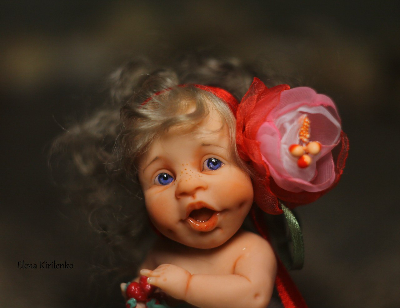 Sweet babies: Inimitable hand-made dolls by Elena Kirilenko - 14