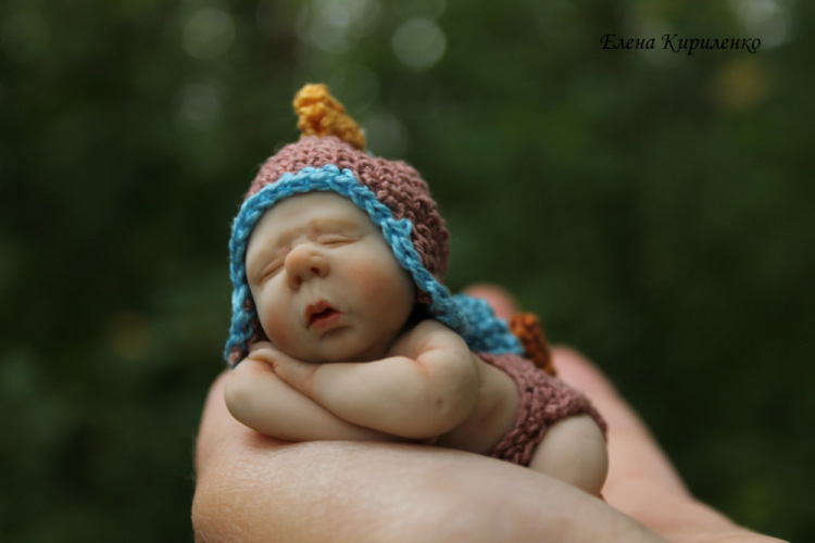 Sweet babies: Inimitable hand-made dolls by Elena Kirilenko - 3