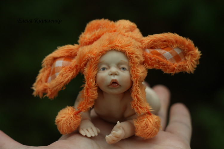 Sweet babies: Inimitable hand-made dolls by Elena Kirilenko - 4