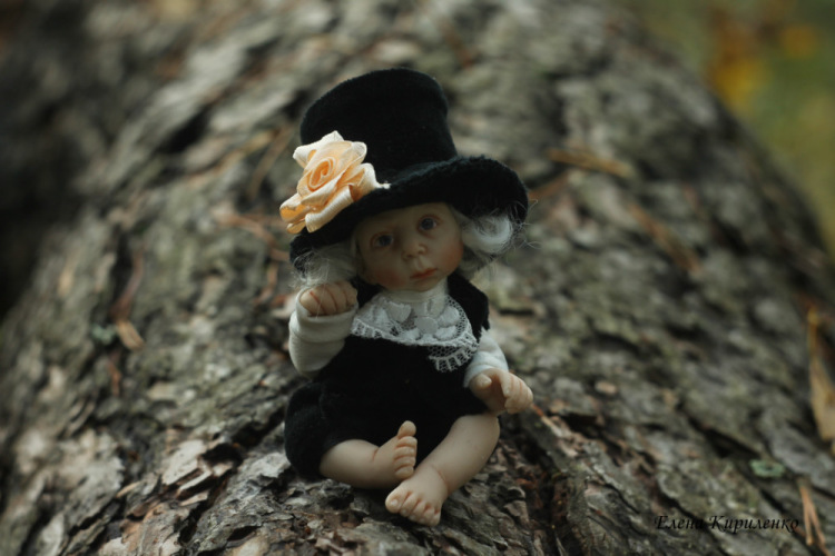 Sweet babies: Inimitable hand-made dolls by Elena Kirilenko - 6