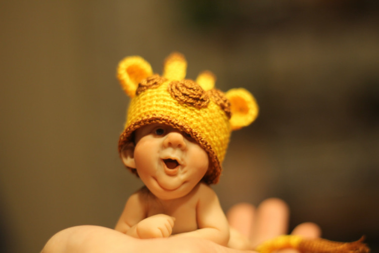 Sweet babies: Inimitable hand-made dolls by Elena Kirilenko - 9