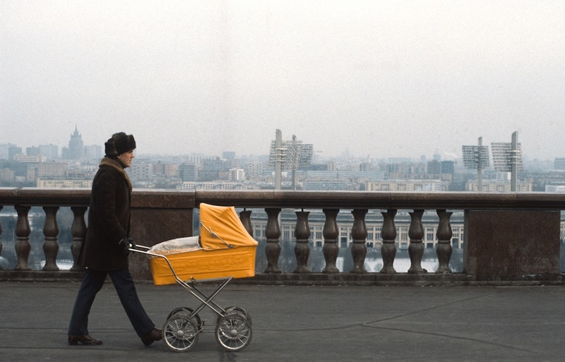 Moscow 1980s: Interesting historical photos of the Soviet capital - 60