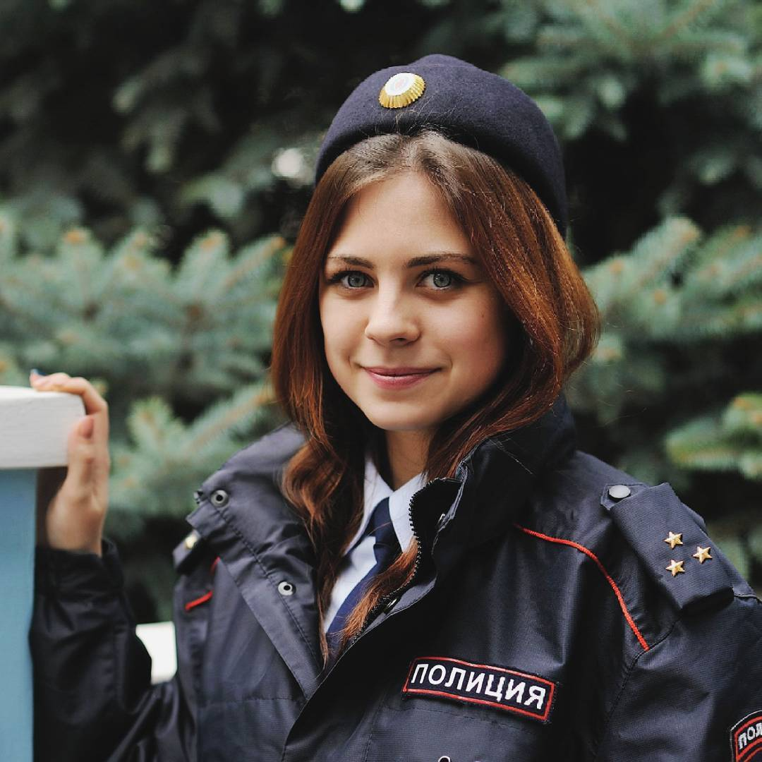 Official Instagram of the Police of Russia - 1