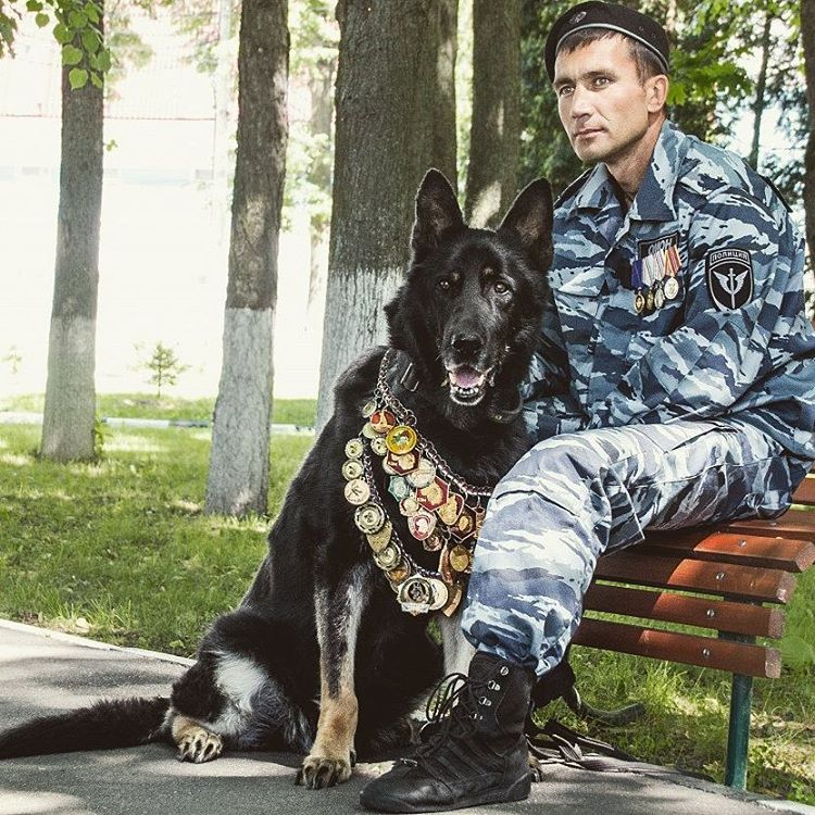 Official Instagram of the Police of Russia - 2