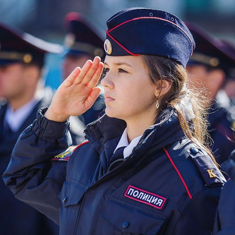 Official Instagram of the Police of Russia - 5