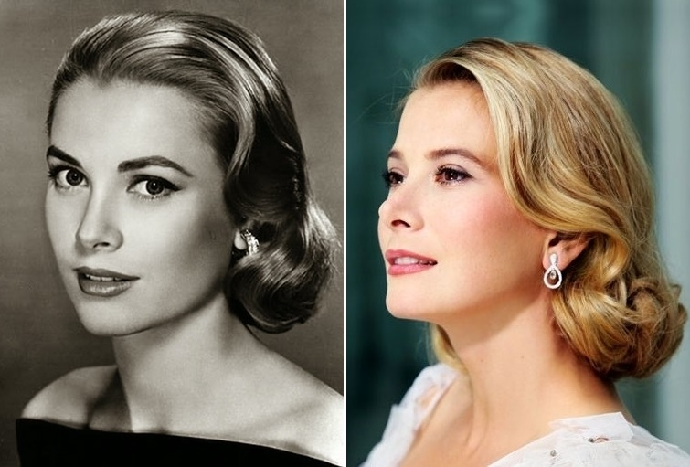 Grace Kelly vs Julia Vysotskaya