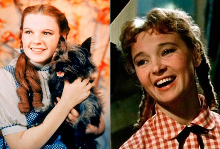 Judy Garland vs Lyudmila Gurchenko
