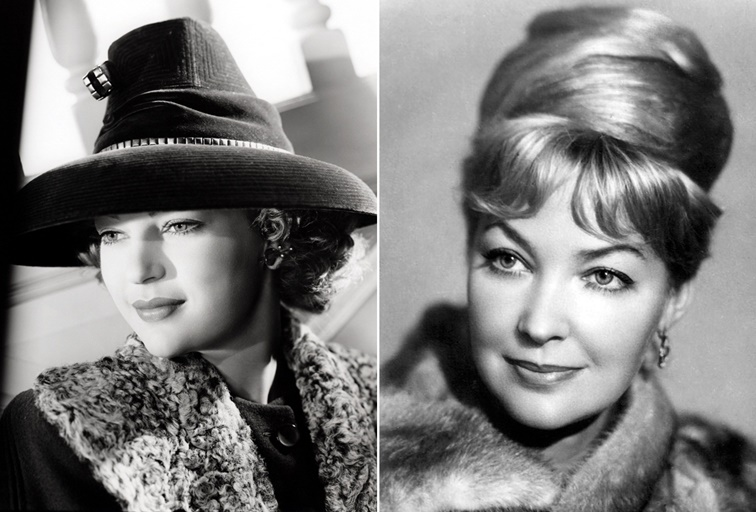 June Duprez vs Irina Skobtseva