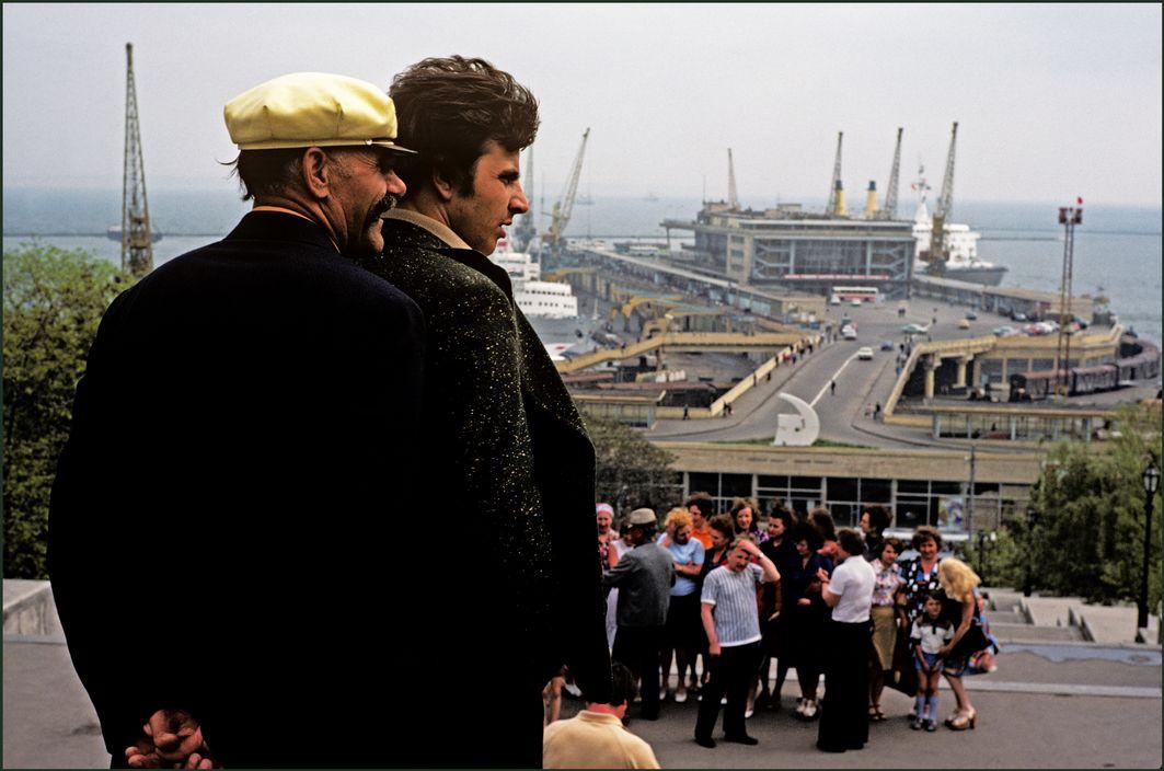 Ukraine in 1982: Soviet Odessa in photographs by Ian Berry - 12
