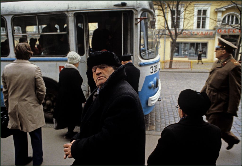 Ukraine in 1982: Soviet Odessa in photographs by Ian Berry - 14