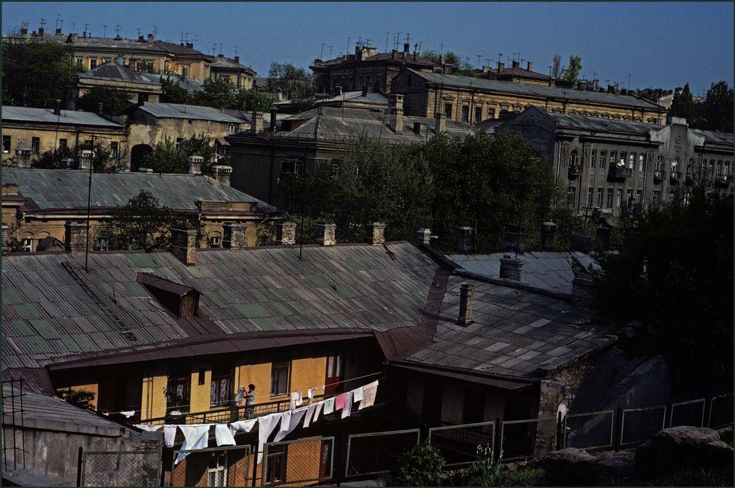 Ukraine in 1982: Soviet Odessa in photographs by Ian Berry - 15