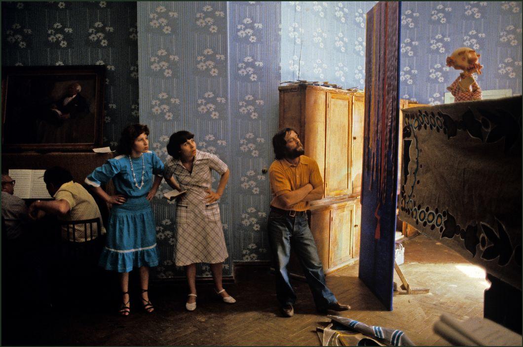 Ukraine in 1982: Soviet Odessa in photographs by Ian Berry - 17