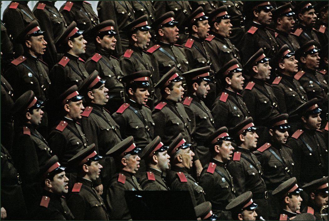 Ukraine in 1982: Soviet Odessa in photographs by Ian Berry - 2