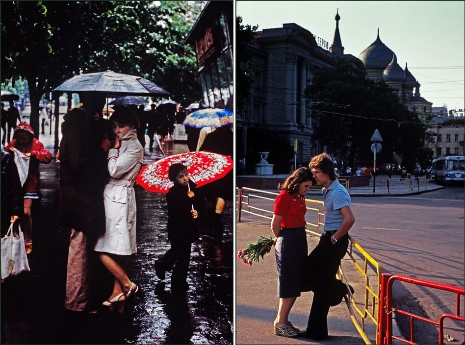 Ukraine in 1982: Soviet Odessa in photographs by Ian Berry - 21