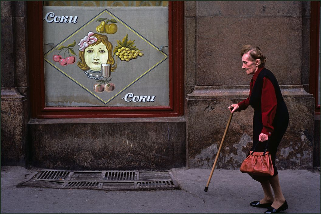 Ukraine in 1982: Soviet Odessa in photographs by Ian Berry - 22