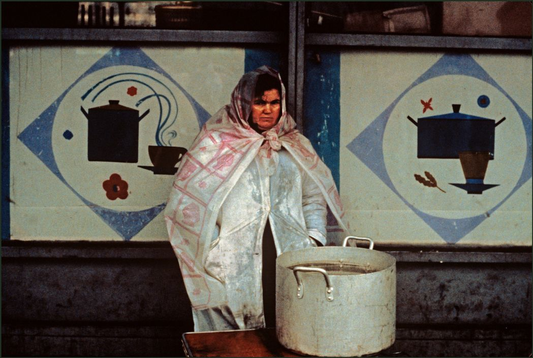 Ukraine in 1982: Soviet Odessa in photographs by Ian Berry - 26