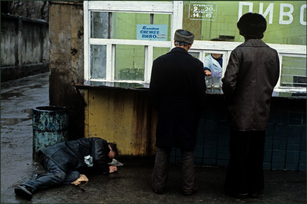 Ukraine in 1982: Soviet Odessa in photographs by Ian Berry - 29