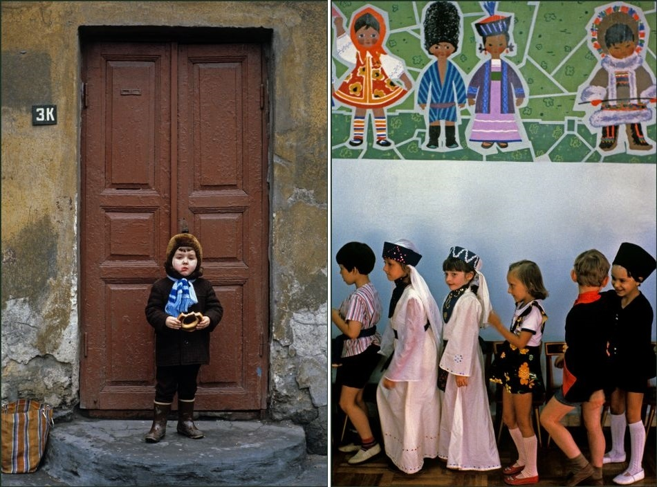 Ukraine in 1982: Soviet Odessa in photographs by Ian Berry - 31