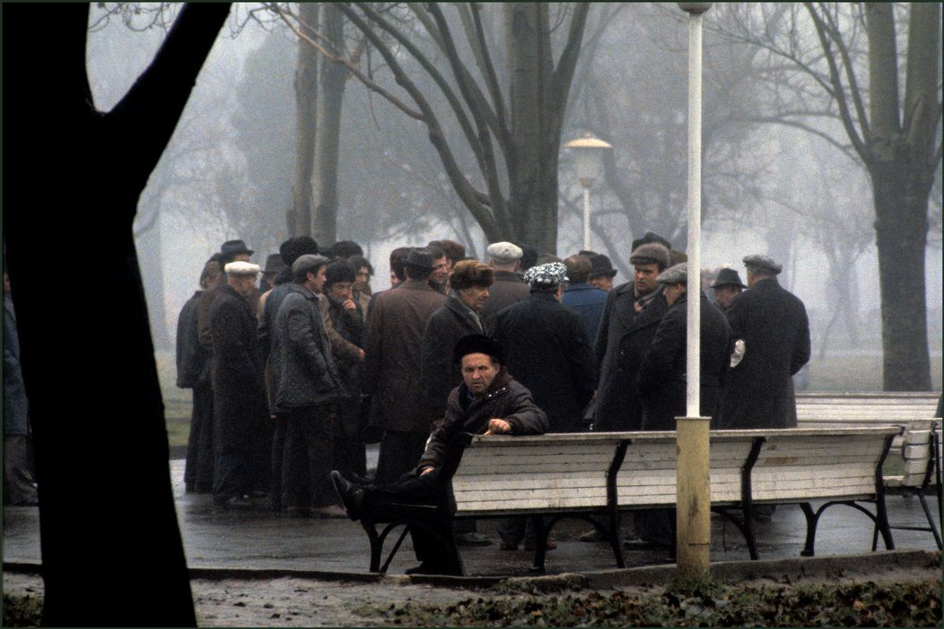 Ukraine in 1982: Soviet Odessa in photographs by Ian Berry - 32