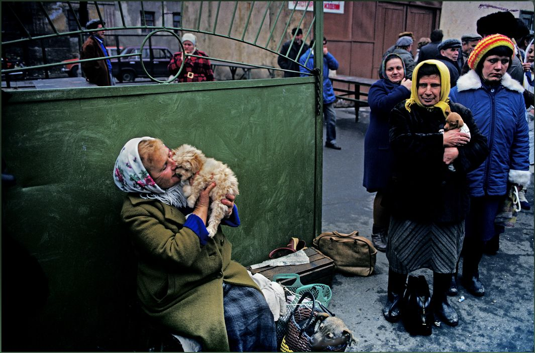 Ukraine in 1982: Soviet Odessa in photographs by Ian Berry - 33