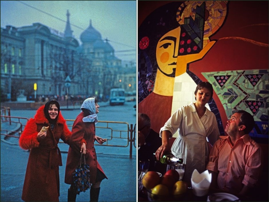 Ukraine in 1982: Soviet Odessa in photographs by Ian Berry - 36
