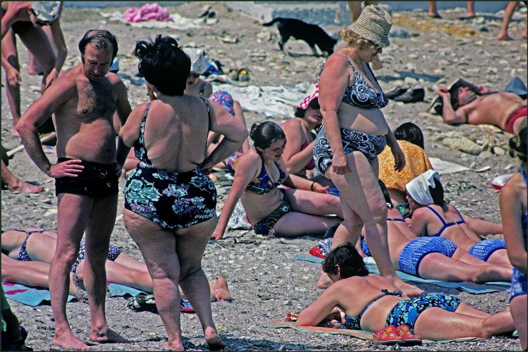 Ukraine in 1982: Soviet Odessa in photographs by Ian Berry - 37