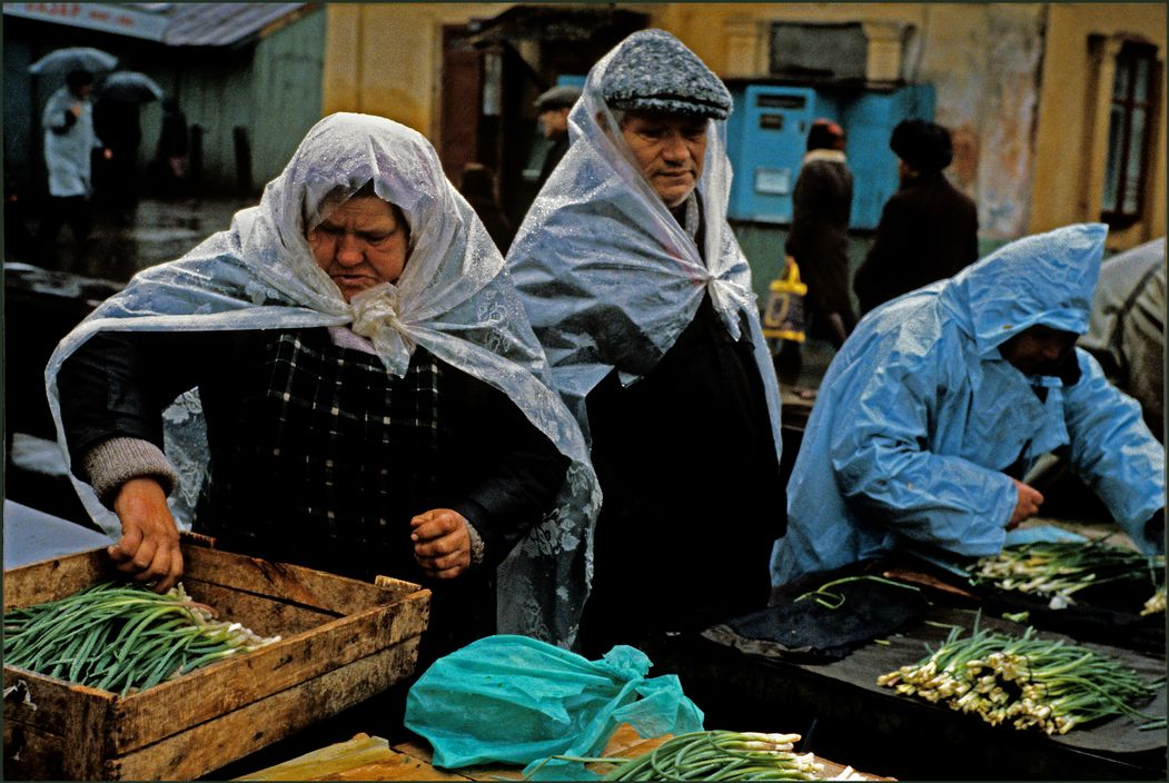 Ukraine in 1982: Soviet Odessa in photographs by Ian Berry - 39