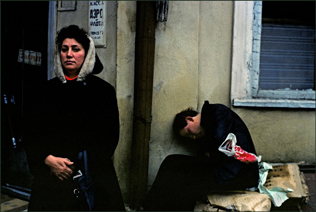 Ukraine in 1982: Soviet Odessa in photographs by Ian Berry - 4