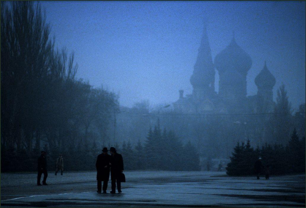 Ukraine in 1982: Soviet Odessa in photographs by Ian Berry - 41