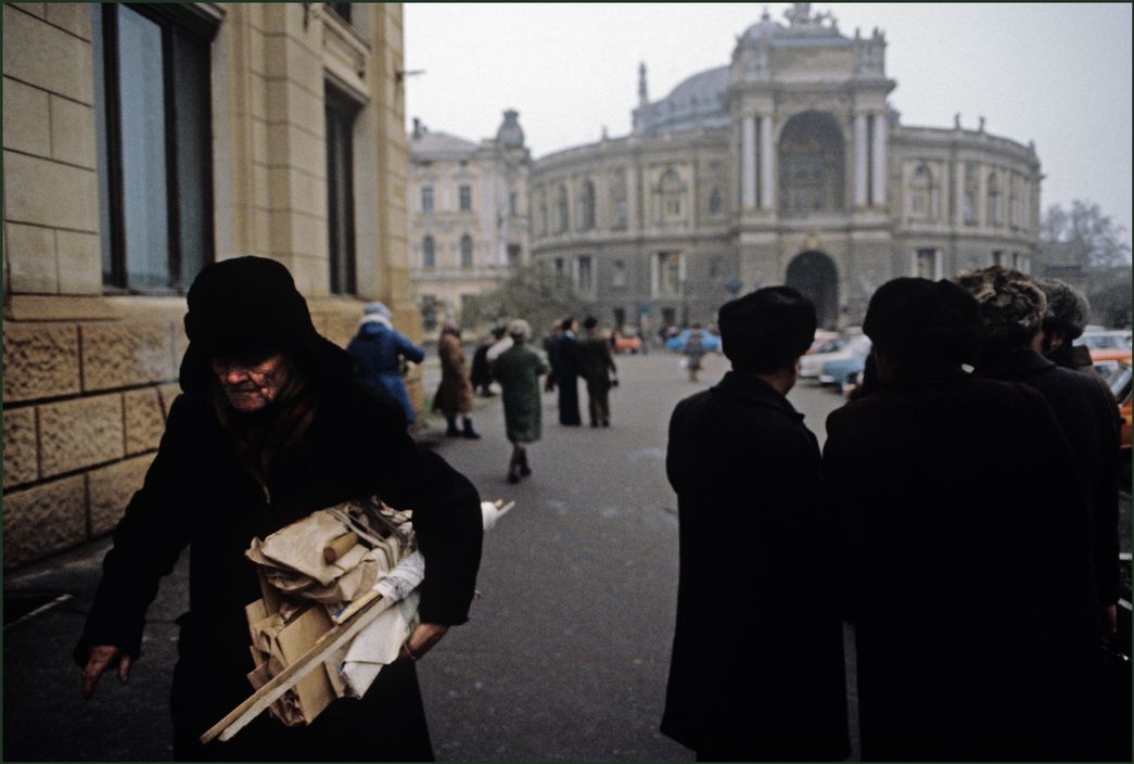 Ukraine in 1982: Soviet Odessa in photographs by Ian Berry - 43