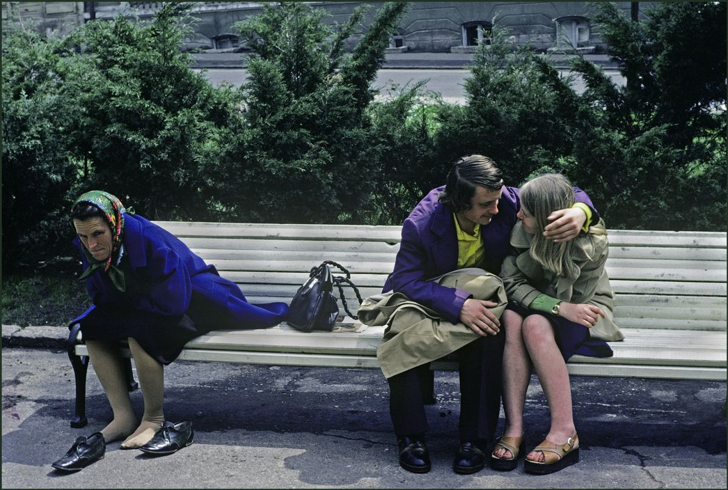 Ukraine in 1982: Soviet Odessa in photographs by Ian Berry - 45