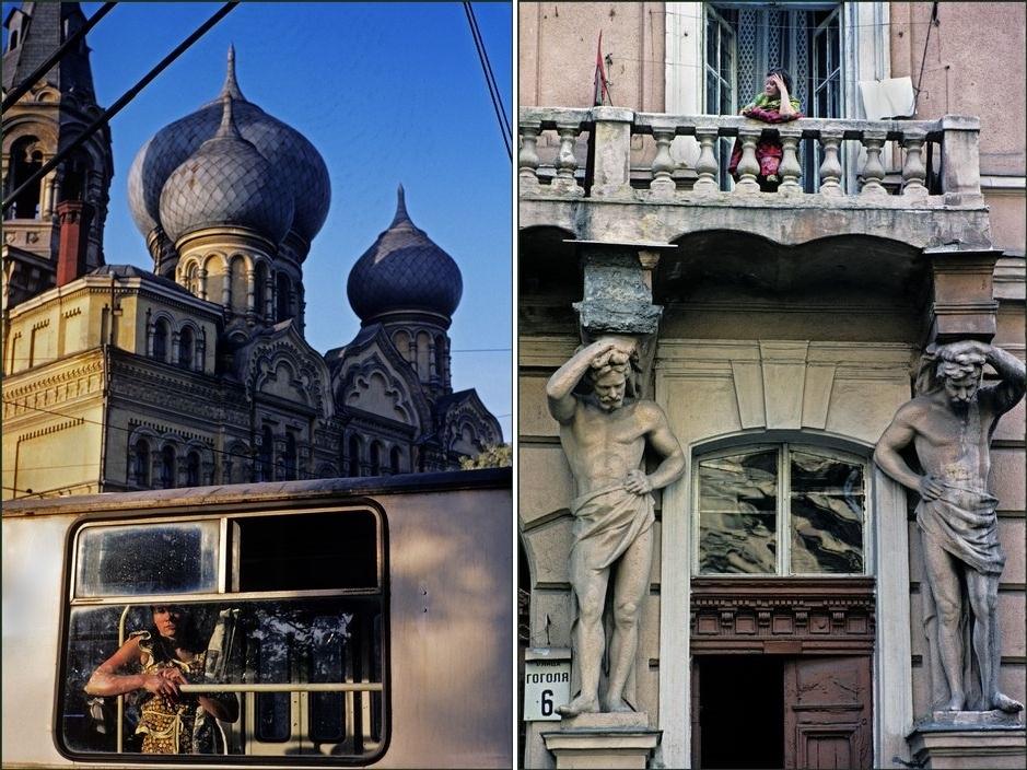 Ukraine in 1982: Soviet Odessa in photographs by Ian Berry - 46