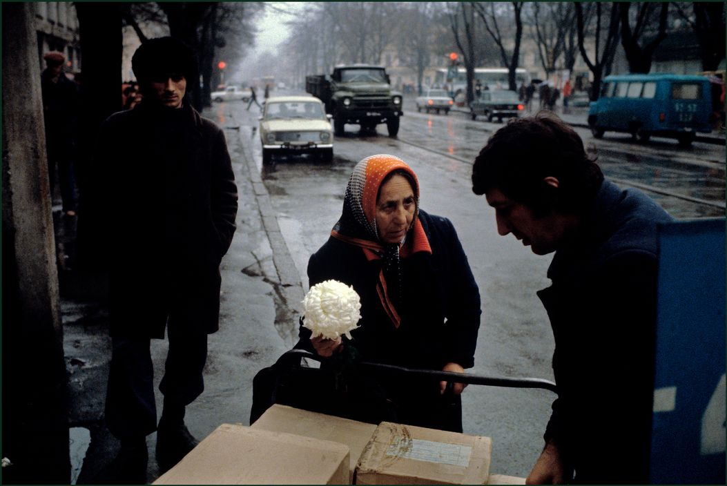 Ukraine in 1982: Soviet Odessa in photographs by Ian Berry - 50