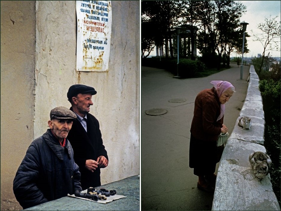 Ukraine in 1982: Soviet Odessa in photographs by Ian Berry - 51