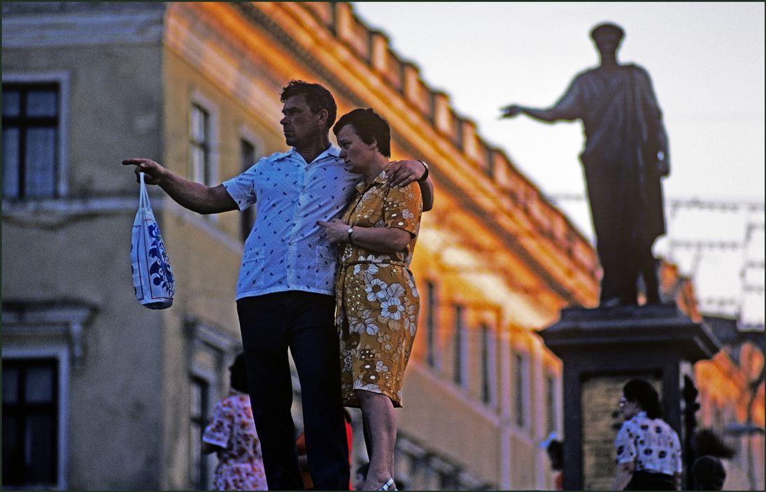 Ukraine in 1982: Soviet Odessa in photographs by Ian Berry - 52