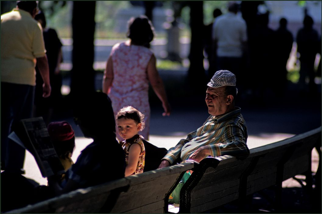 Ukraine in 1982: Soviet Odessa in photographs by Ian Berry - 53