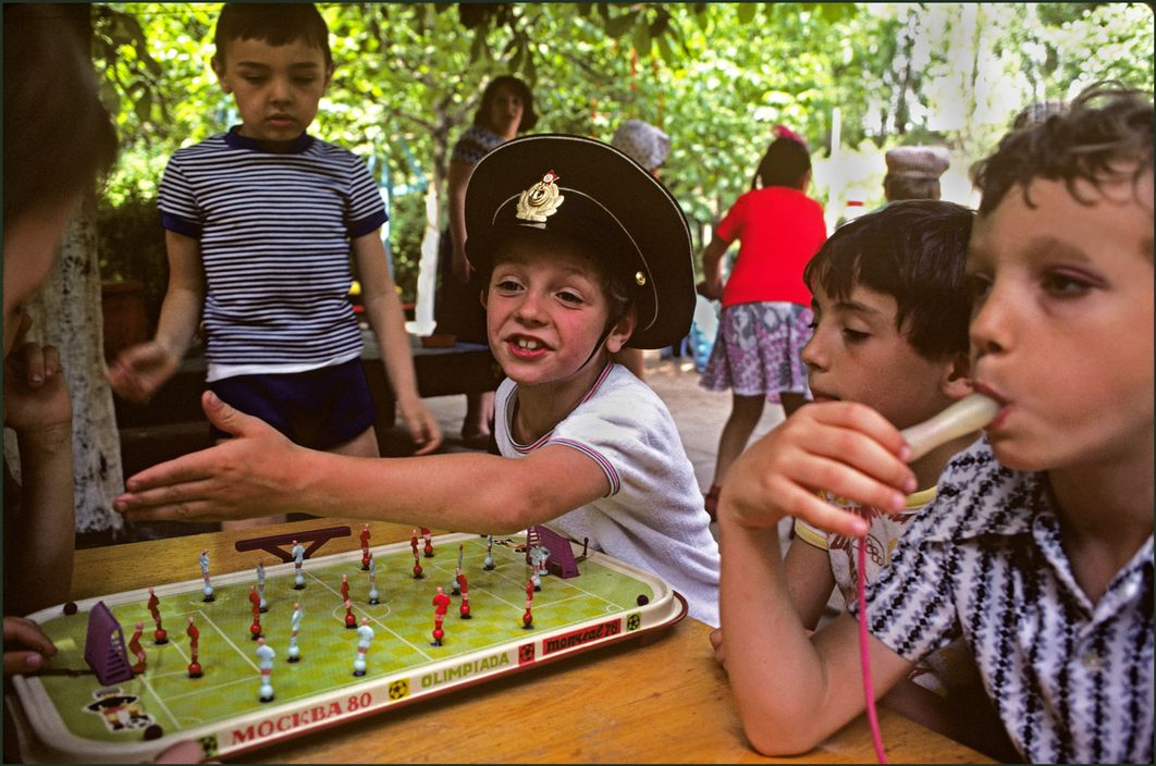 Ukraine in 1982: Soviet Odessa in photographs by Ian Berry - 55